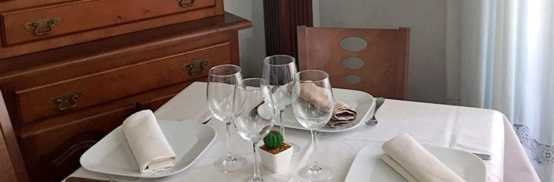 Comedor Hotel Soterraña