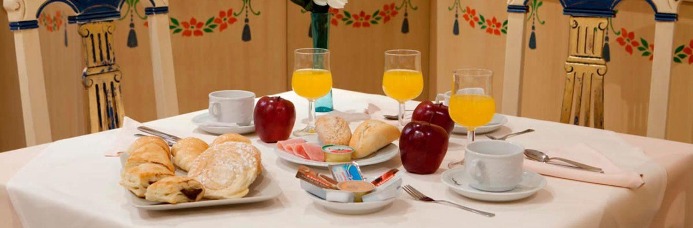 Hotel Casona de la Reyna 3* - desayuno buffet