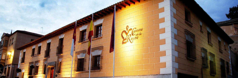 Entrada Hotel Reyna de Casona 3*