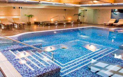 Escapada Spa para 2 en Barcelona 💕 Hotel Spa Villa Olímpica Suites 3*
