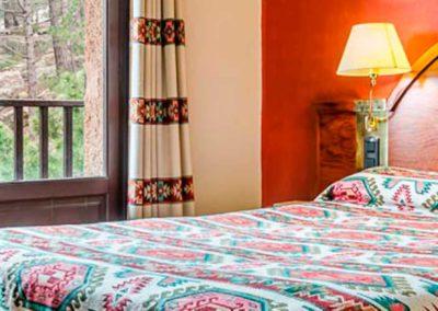 Habitación doble Hotel Mora 3* - Teruel