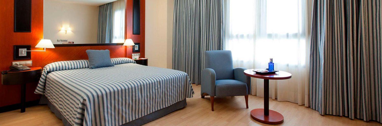 Hotel Spa en Alboraya - habitación doble