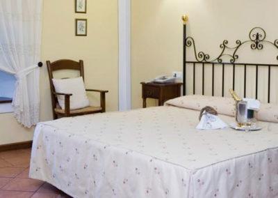 Habitación doble Hotel Soterraña 3*