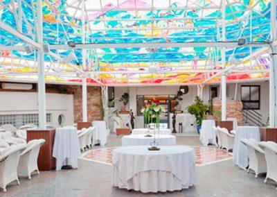 Sala de estar de Hotel Spa en Valencia