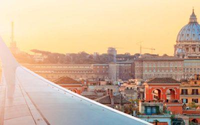 Escapada Romántica a Roma 💕 Hotel + Vuelo