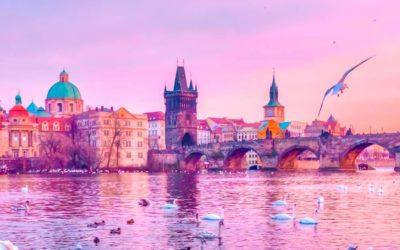 Escapada a Praga en Pareja 💖 Hotel + Vuelo