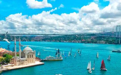 Oferta Hotel + Vuelos a Estambul 🌙 Incluye Visita y Crucero