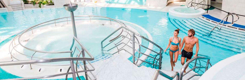 Oferta Spa en Andorra - Fin de Semana para 2 con Hotel + Caldea
