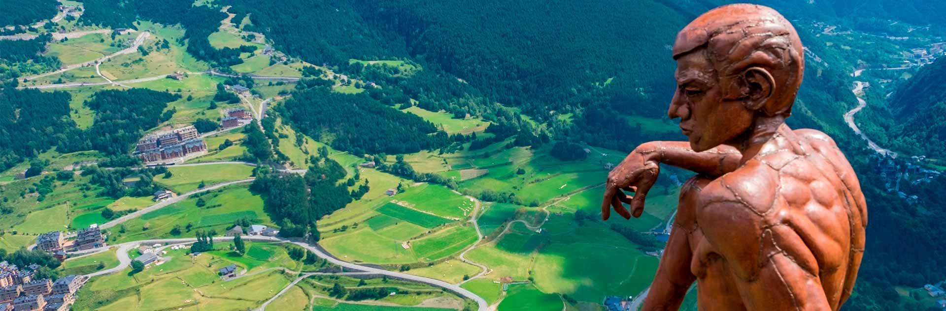 Roc del Quer en Andorra