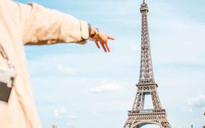 Escapada Romántica Hotel + Vuelo a París