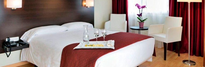 Habitación hotel Santiago Apóstol