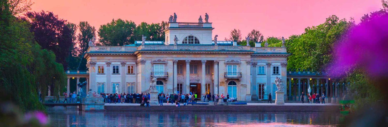 Viaje a Varsovia con Vuelos + Hotel