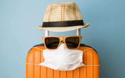 Importantes consejos de seguridad 😷 para viajar en tiempos de COVID