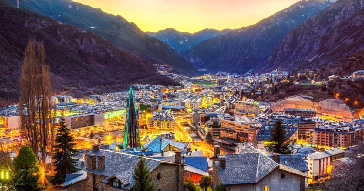 Conoce el atractivo turístico de la Ciudad Andorra La Vella