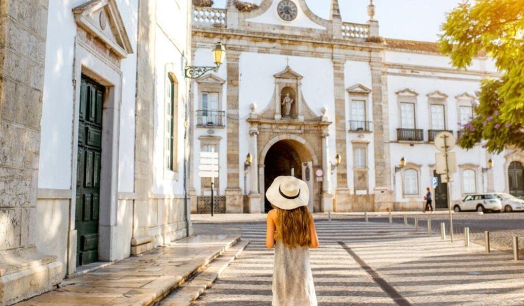 Escápate y descubre el Casco histórico de ciudad de Faro
