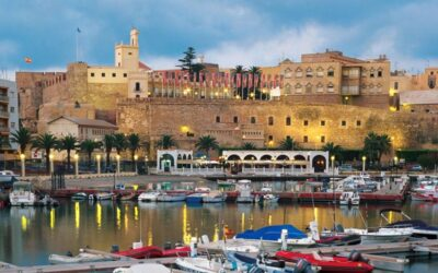 ¡Recorre Melilla! Una ciudad hermosa 😍 y rica en  historia y cultura