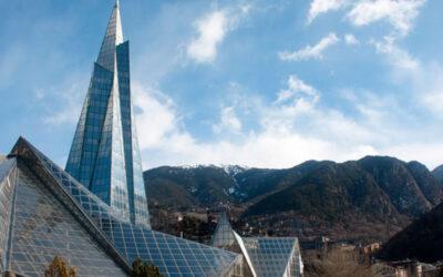 Nada más esperado que un paseo 🚗 turístico en otoño por Andorra