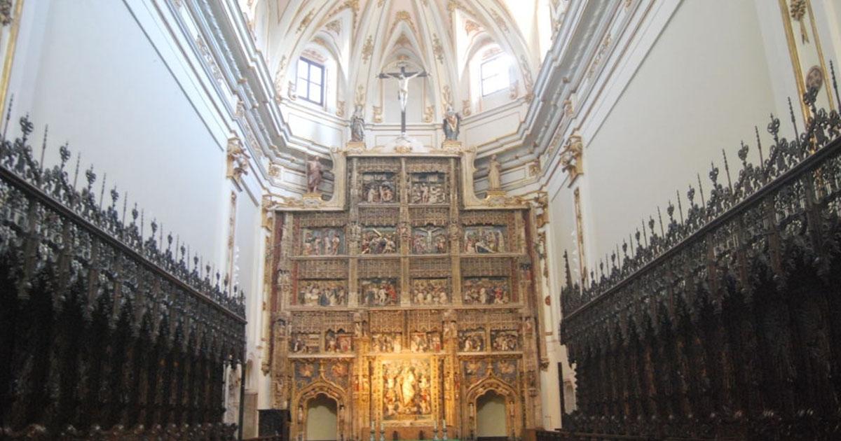 Visita la Sierra Norte y conoce el Monasterio de Santa María.