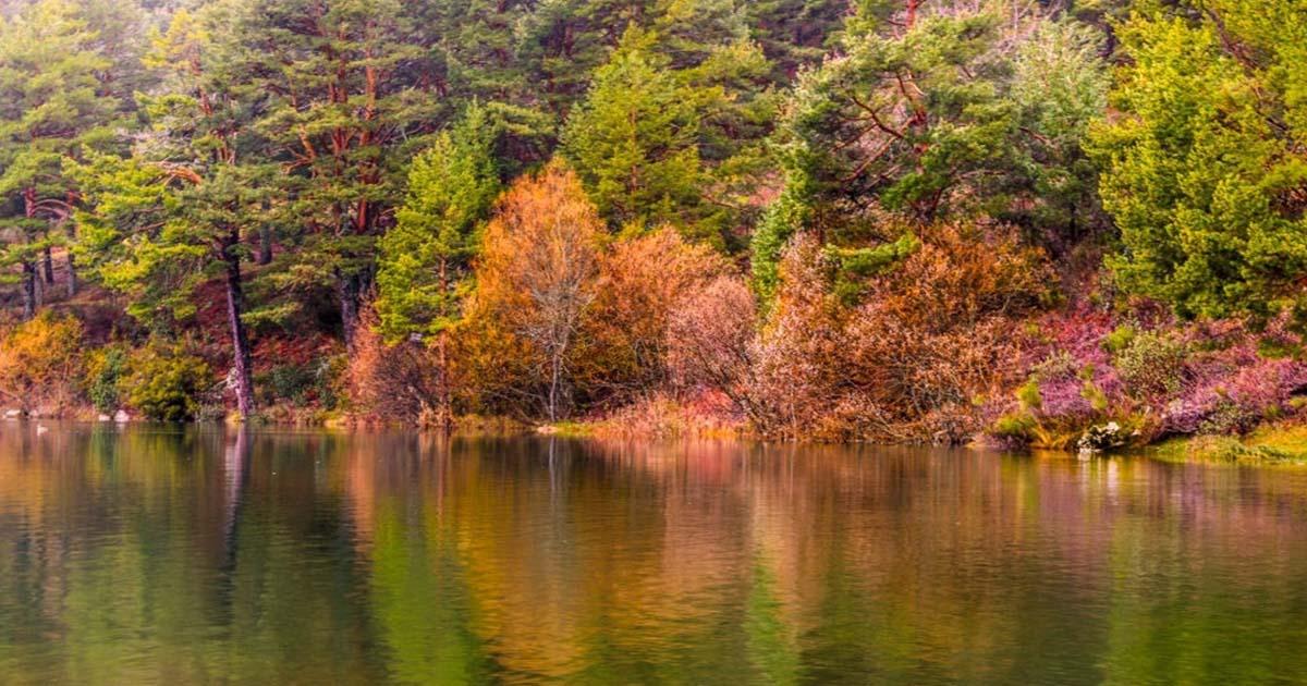 Escapada rural al Parque Nacional de la Sierra del Guadarrama en Sierra Norte.