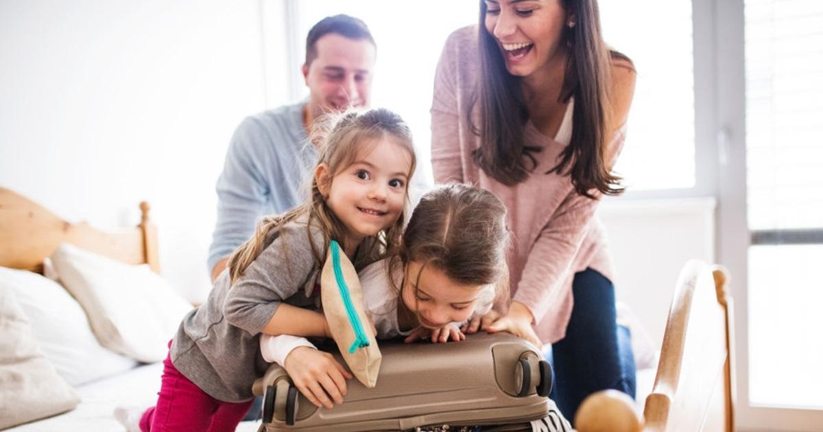 Viaja en familia y con los niños de vacaciones con los chollos de enero 2021