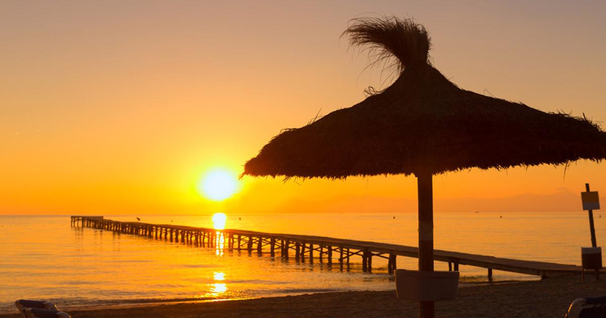 Disfruta de Playa de Muro con Hoteles todo incluido en Mallorca