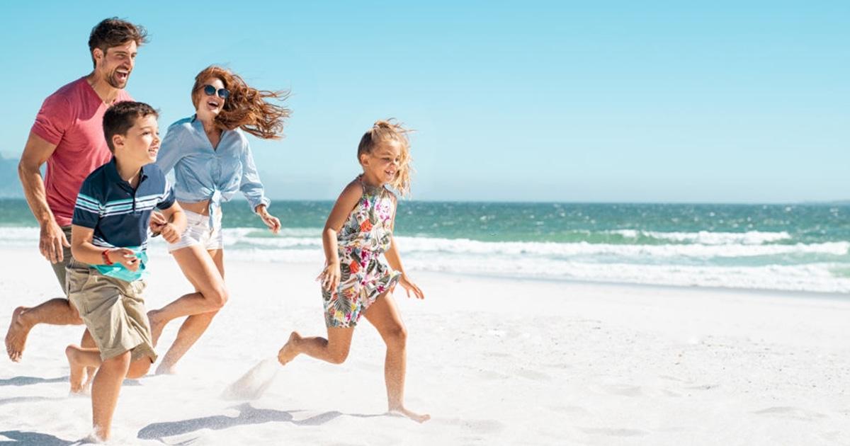 Vacaciones en las playas de Portugal con tus niños