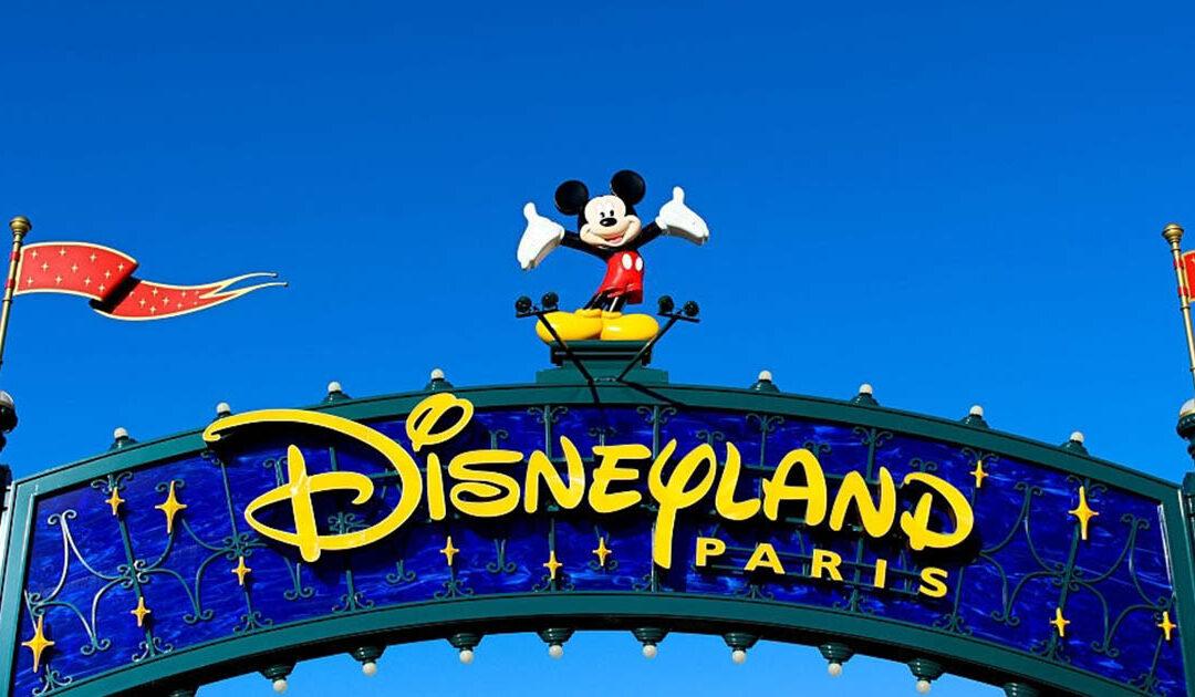 Entrada al Disneyland Paris