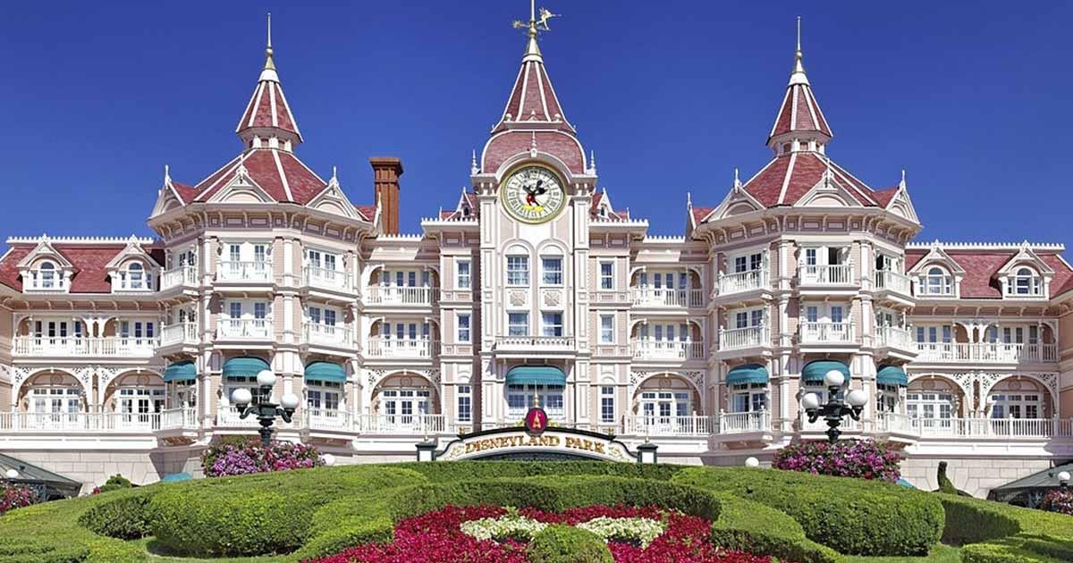 Hotel dentro de Disneyland Paris todo incluido