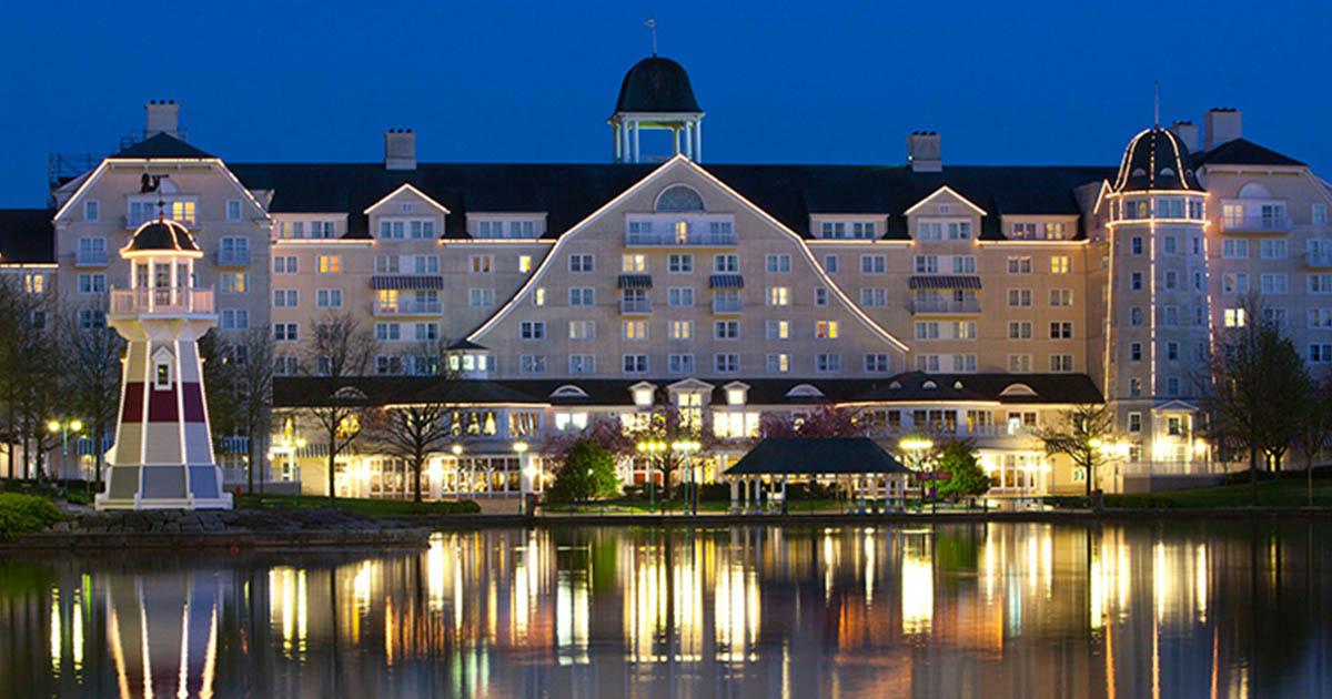 Hotel Disney's Newport Bay Club todo incluido