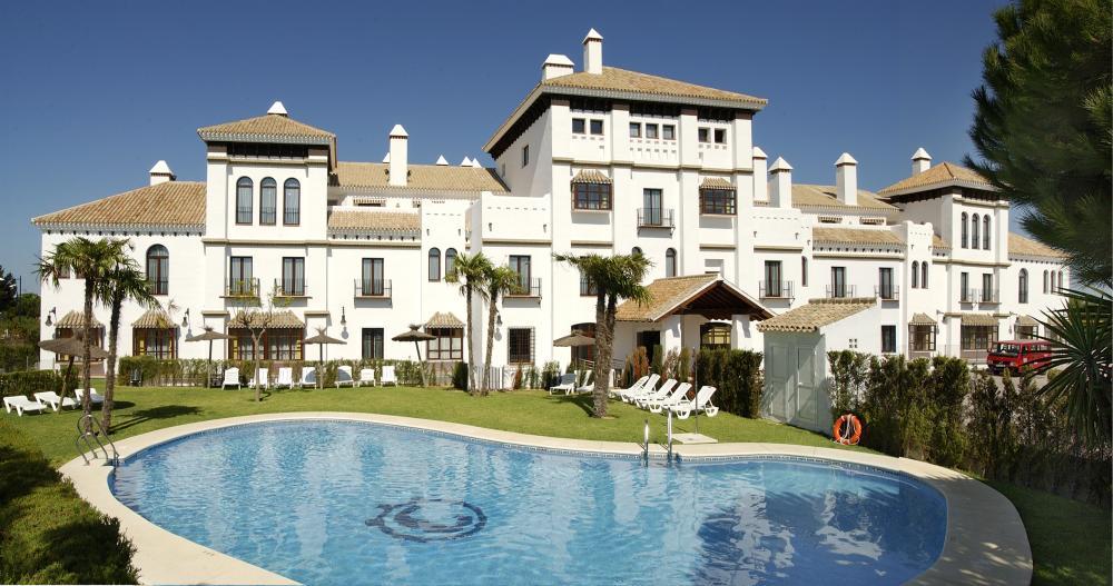 Hotel El Cortijo en Matalascañas