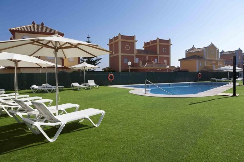 Hotel ON Family Playa de Doñana en Montelascaña