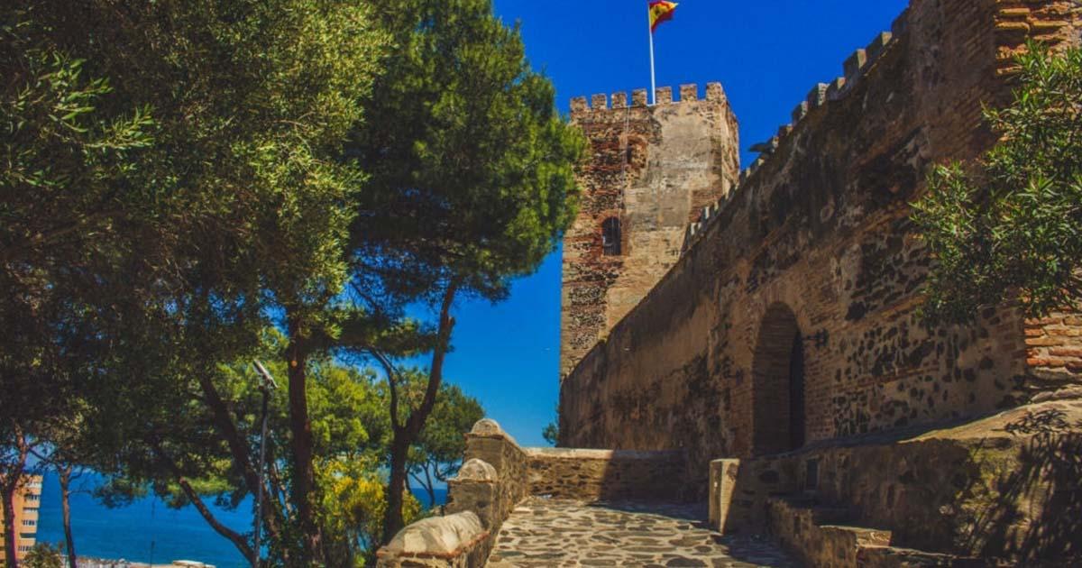 Fortaleza Castillo Sohail en Fuengirola
