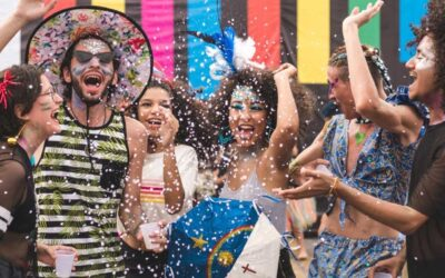 Mucho turismo en los Carnavales de Bilbao 🎭: ¡detalles Aquí!