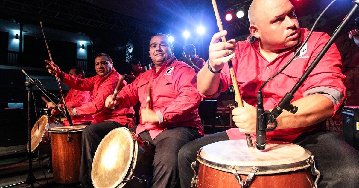Las gaitas venezolanas son la música decembrina