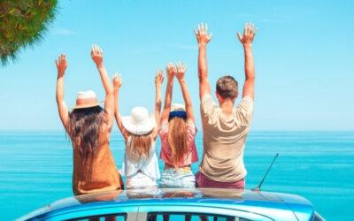 Viajar en verano con la familia 👪 ¡Una experiencia inolvidable!