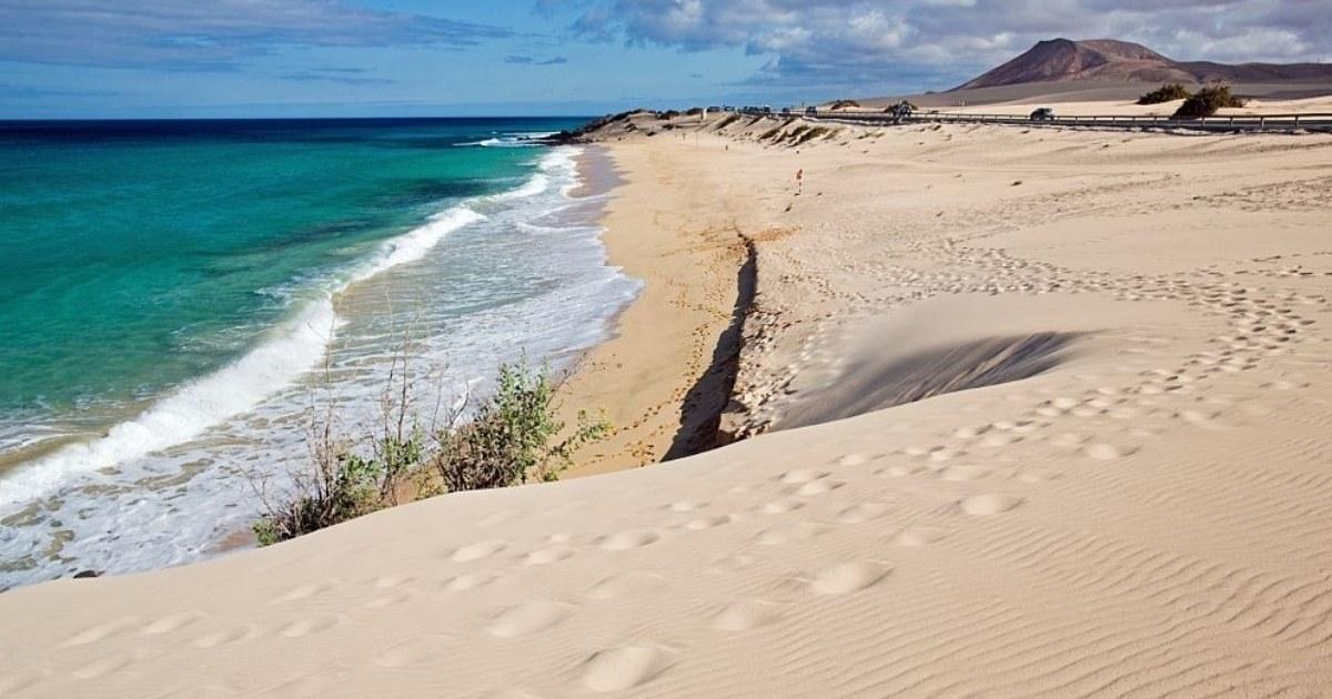 Visita las dunas en el Parque Carralejo, Fuerteventura