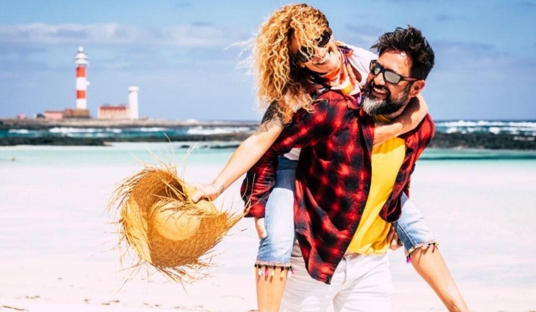 Viaje en pareja y descubre qué hacer en Fuerteventura