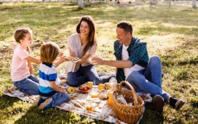 Descubre estos lugares ideales para hacer 🌲 picnic en Sevilla