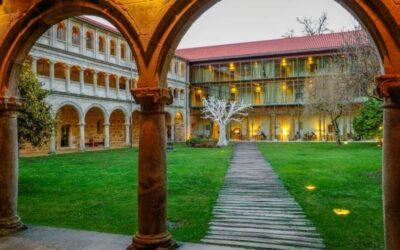 Monasterio Santo Estevo 📌 ¡Un fascinante paisaje en Ourense!